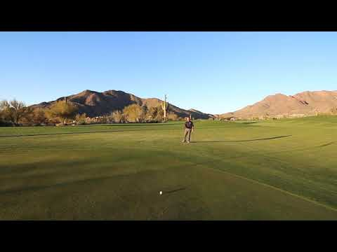 Beginners Should Putt Before They Chip In A Golf Scramble – Craig Hocknull PGA