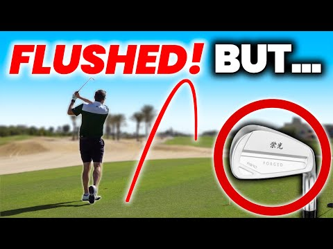 BEST GOLF I HAVE PLAYED IN YEARS – BUT ?