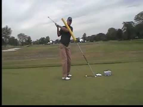 Sam Mckenney Golf Academy Swing Plane Drill