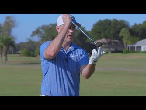 How angle of attack affects spin. Chipping and Pitching Tips. #golftips #chipping