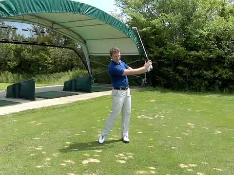 Golf Tips For Beginners (The L Shaped Swing)