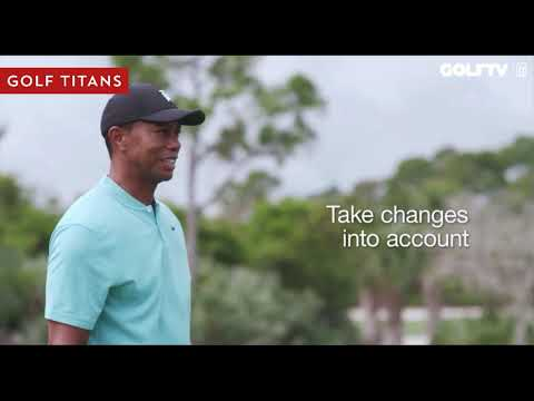 Tiger Woods My Game Episode 3 My Iron Play