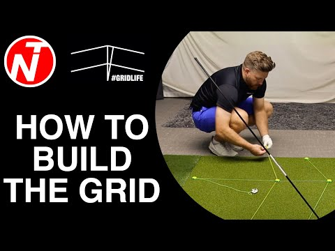 HOW TO BUILD THE GRID | GOLF TIPS | LESSON 167