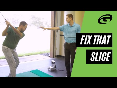 What's causing your slice? Is it your swing path?