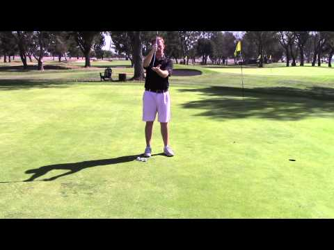 Golf Tips & Golf Drills Putting Tips   Keep the Putting Stroke Balanced for More Consistent Putts