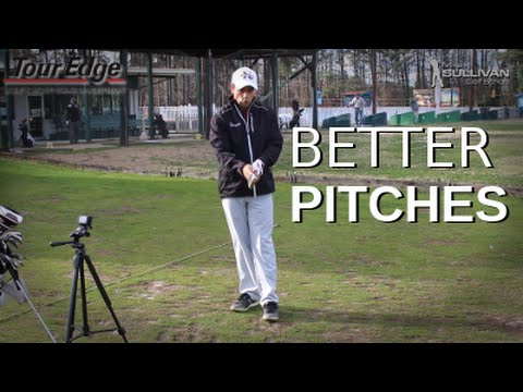 Weaken Your Grip for Pitch Shots
