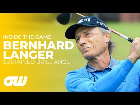 How Bernhard Langer Stays Competitive at 61 Years Old | Golfing World