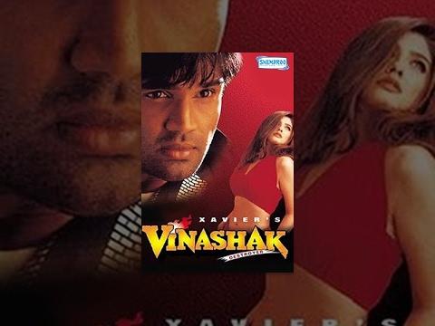 Vinashak {1998} – Hindi Full Movie – Sunil Shetty – Raveena Tandon – Danny Denzongpa- 90's Hit Movie
