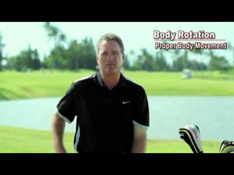 Proper Golf Swing Rotation by Brian Mogg