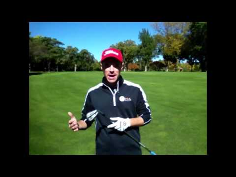 """Brian's Video Golf """"Quick Tips"""" – Finish Strong for Better Iron Play"""