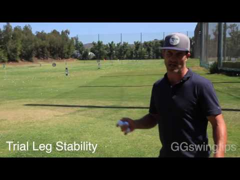 Golf Tip: STABLE SWING FOR MORE POWER