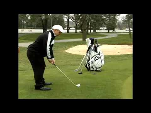 Posture for Left-Handed Golfers