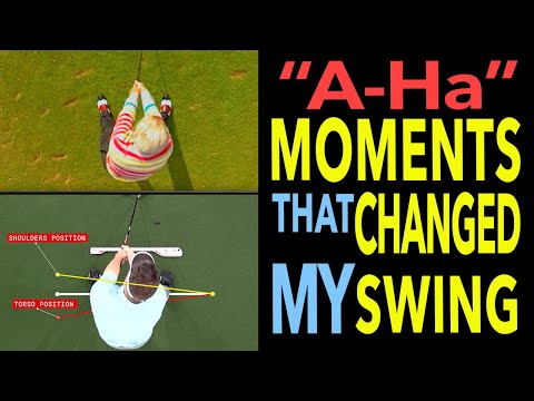 """Discovering Simple – Single Plane Swing """"A-HA"""" Moments"""