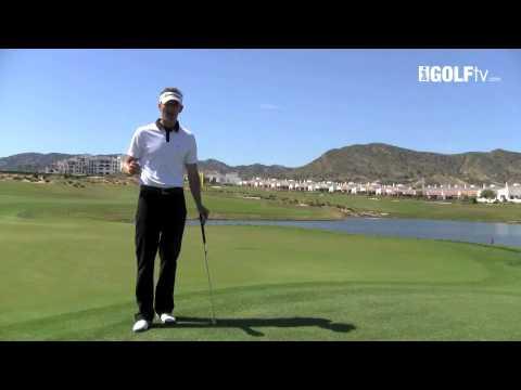 Golf Tips tv: Putting Attitude Video No5