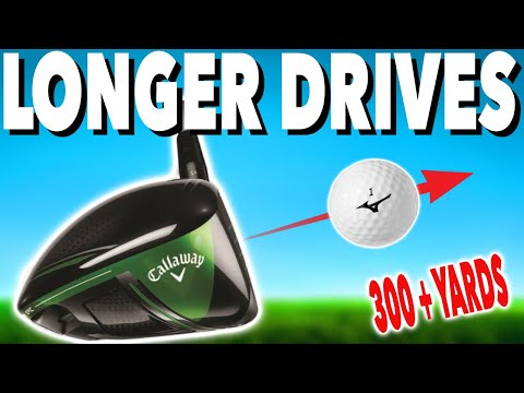 LONGER DRIVES WITH 3 SIMPLE TIPS – Simple Golf Tips