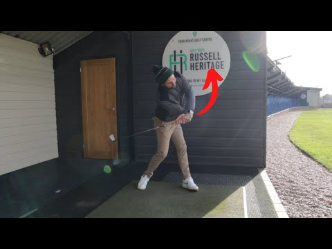 How To DRIVE YOUR ELBOW and ROTATE through the golf ball