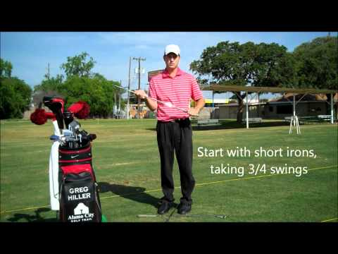 Quick Tip: Getting Back into Golf (w/ Greg Hiller)
