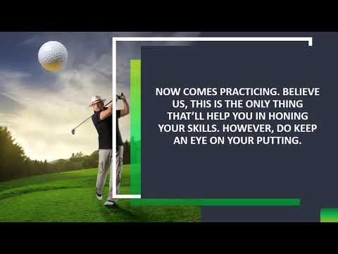 5' Tips For Beginners In Golfing