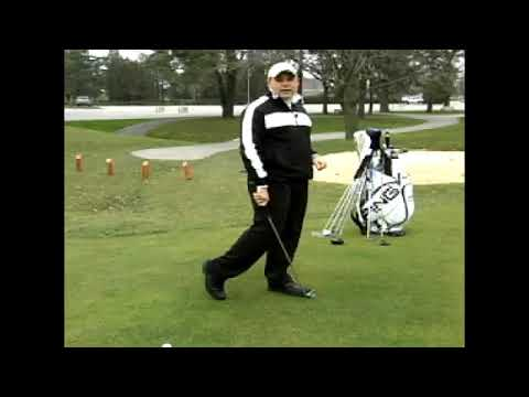 Correct Finish for Left-Handed Golfers