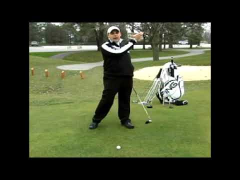 Hitting Wood Shots for Left-Handed Golfers