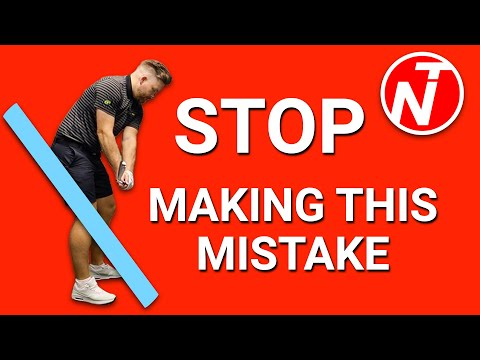 STOP making this mistake | GOLF TIPS | LESSON 170