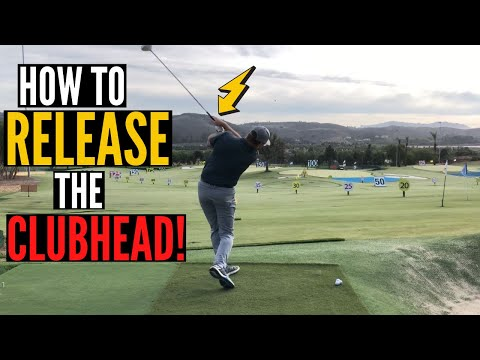 How to RELEASE the CLUBHEAD!