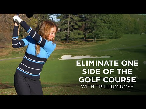 Titleist Tips | Eliminate One Side of the Golf Course