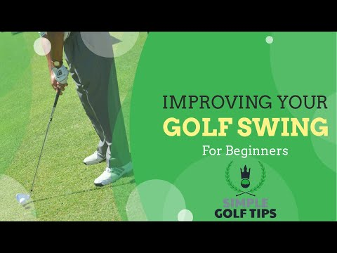 Improving Your Golf Swing For Beginners