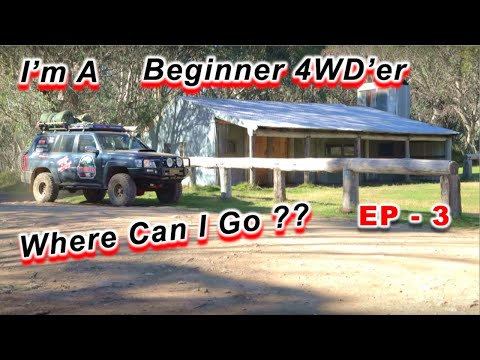 Where Are The Good 4WD Tracks For Beginners – [ In The Vic High Country ]
