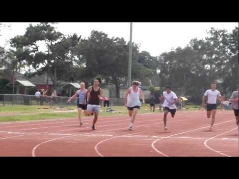 2013 Menia High Seniors 100m Sprints