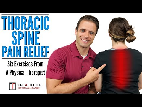 Thoracic Spine Pain   Upper Back Exercises From A Physical Therapist