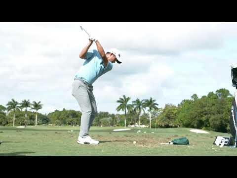 Collin Morikawa Slow Motion Iron Swing | TaylorMade Golf