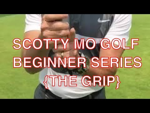 HOW TO GOLF FOR BEGINNERS with Scotty Mo Golf