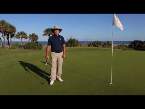 Golf Tips: Is a cross handed grip right for you?