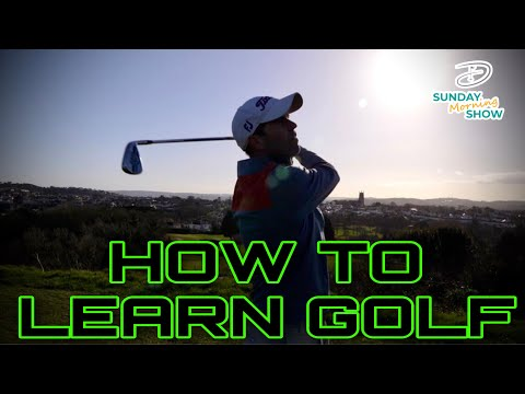 THE BEST WAY TO LEARN GOLF