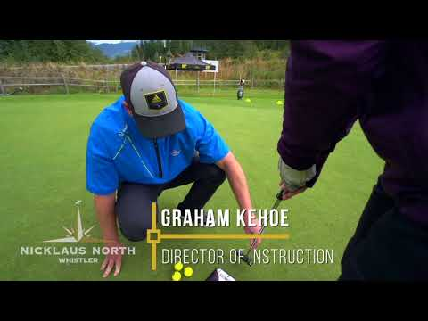 Putting Golf Tip, Nicklaus North Golf Course Whistler