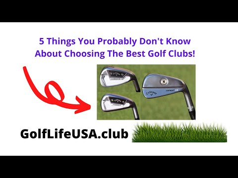 5 Reasons These Irons ARE The Best You Will Ever Hit With!