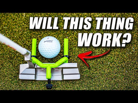 Is This The Best Putting Aid Ever?