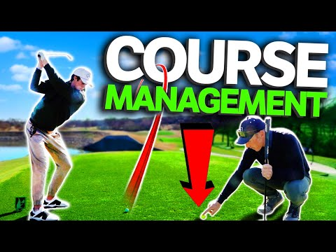 The Best Golf Lesson I've Ever Had   Learning To Score Better!   GM GOLF
