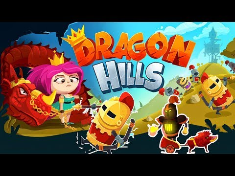 Dragon Hills Gameplay – Crazy Jumps in Gameplay with Gertit