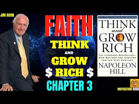 THINK AND GROW RICH #Faith #MotivationHubb #PersonalDevelopment #JimRohn #Success #Mindset #Dreams