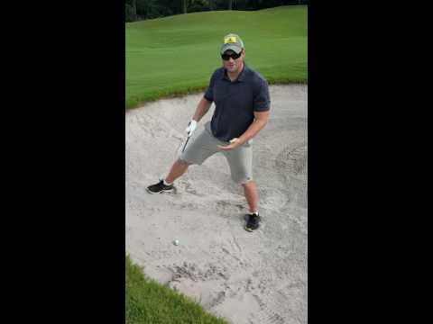 Drunken golf trap tips for beginners