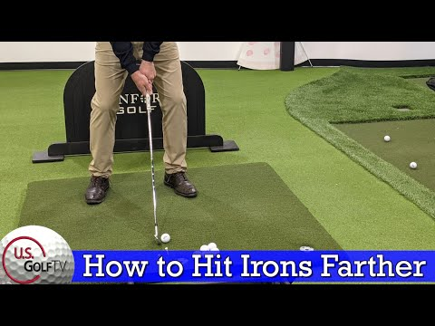 The Vertical Line Swing Tip That Adds 15 Yards to a 7 Iron