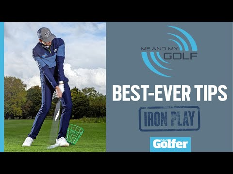 Me And My Golf's best tips: How to strike your irons