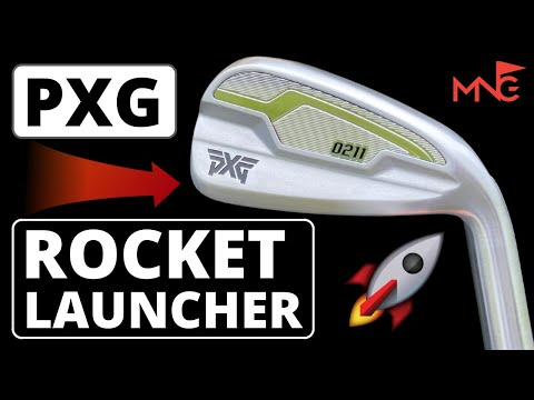 WE HAVE LIFT OFF! PXG 0211 Irons