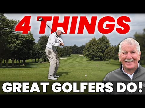 good golfers do this – WHY DON'T YOU ?