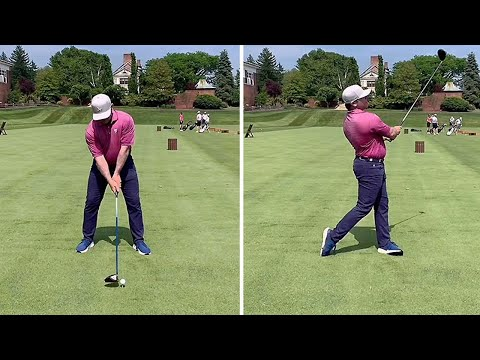 Hit Your Driver Longer And Straighter – Nick Bova