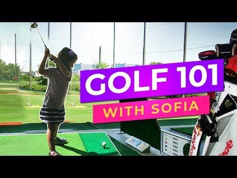 Kids Golf Tips – Range Practice (Beginners Classes)