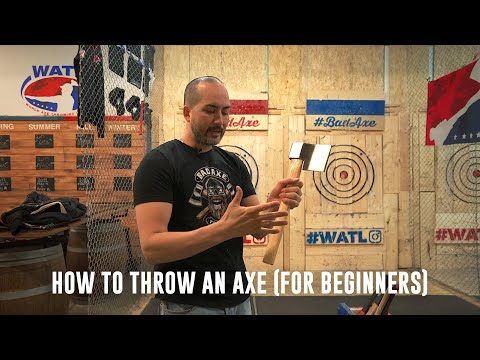 Axe Throwing Tips For Beginners