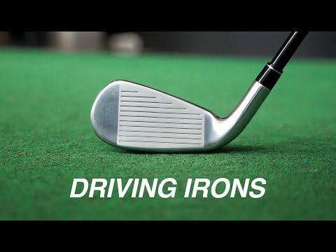 Is a Driving Iron Right for Your Bag? // Taylormade SIM & DHY